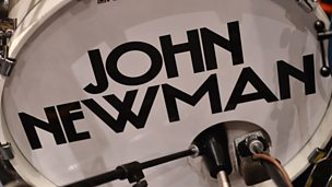John Newman in Session
