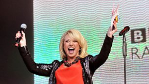 Elaine Paige at Radio 2's Festival in a Day