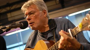 Steve Tilston Trio session - 25 September 2013