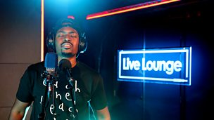 Suli Breaks in the 1Xtra Live Lounge