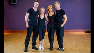 Torvill and Dean Rehearsals
