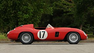 Chris Evans' Dirty Dozen - Track Cars