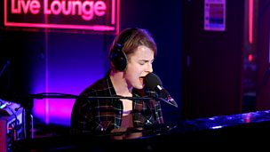 Tom Odell in the Live Lounge