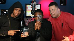 1Xtra Mixtape Awards 2013