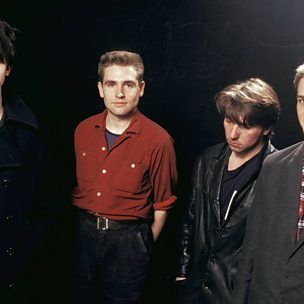 Heaven Up Here (John Peel session  04.11..80)