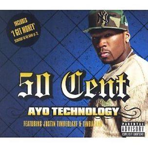 Ayo Technology (feat. Justin Timberlake)