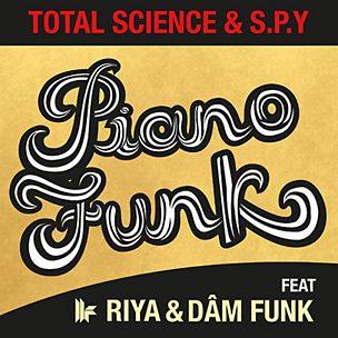 Piano Funk (Feat. Riya & Dam FunK)