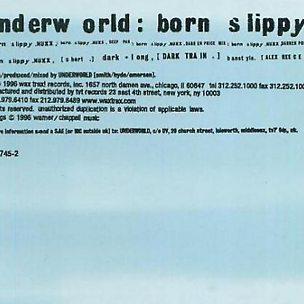 Born Slippy .NUXX