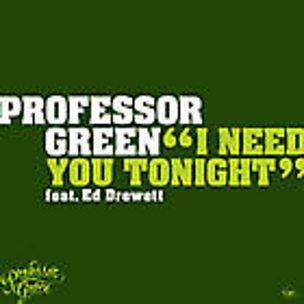 I Need You Tonight (feat. Ed Drewett)