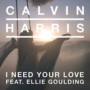 I Need Your Love (feat. Ellie Goulding)