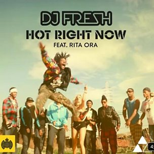 Hot Right Now (feat. Rita Ora)