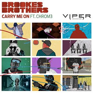 Carry Me On (feat. Chrom3)