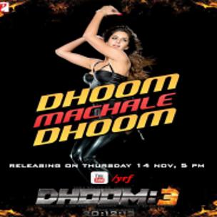 Dhoom Machale Dhoom (feat. Pritam)