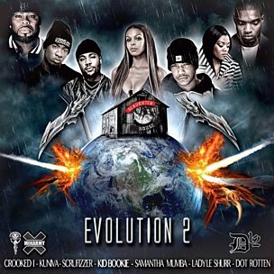 Evolution Part 2 (feat. Crooked I, Lady Leshurr, Samantha Mumba, Dot Rotten, Scrufizzer & Kuniva)