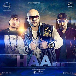 Haa (feat. Dr Zeus & Mofolactic)