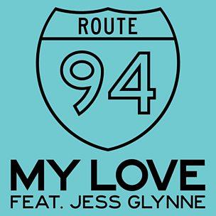 My Love (Sigma Remix) (feat. Jess Glynne)