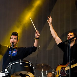 Pompeii (Radio 1's Big Weekend 2014)