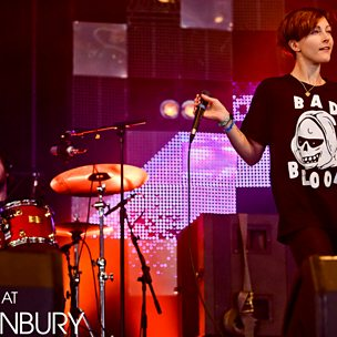 Spilling Lines (Glastonbury 2014)