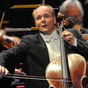 Cello Concerto in B minor, Op. 104
