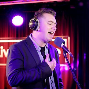 I'm Not The Only One (Radio 1 Live Lounge, 3 Sep 2014)