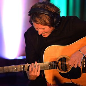 Time Is Dancing (Radio 1 Session, 23 Sep 2014)