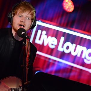 Thinking Out Loud (Radio 1 Live Lounge, 30 Sep 2014)
