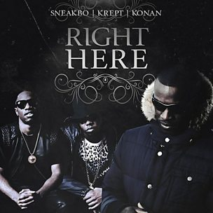 Right Here (feat. Krept & Konan)