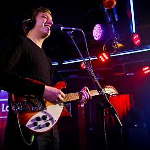 I Try (Radio 1 Live Lounge, 16 Feb 2015)