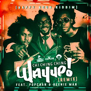 Way Up Stay Up (Remix) (feat. Popcaan & Beenie Man)