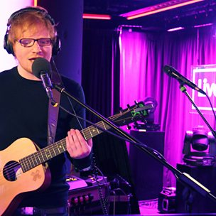 Thinking Out Loud (Radio 1 Live Lounge, 24 Feb 2015)