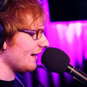 Don't (Radio 1 Live Lounge, 24 Feb 2015)