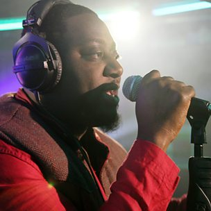 African Queen (Radio 1Xtra Live Lounge, 20 Mar 2015)