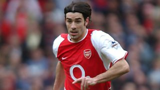 Former Arsenal midfielder Robert Pires says Arsenal lack English leadership in their team