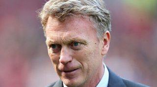 David Moyes: Fans are behind me