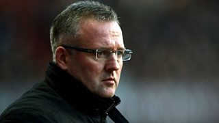Paul Lambert: I can't be critical of Benteke