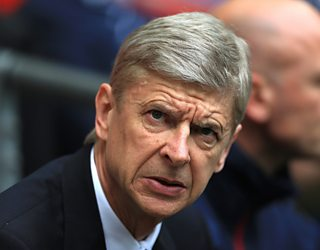 Arsenal manager Arsene Wenger on win at Wembley in the FA Cup semi-final.