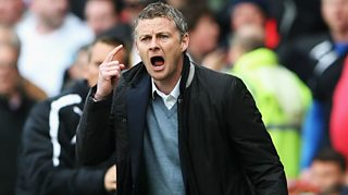 Solskjaer: This could be a vital point