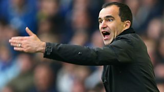 Roberto Martinez: Double is an oustanding result