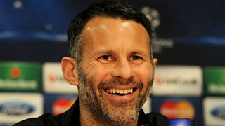 Ben Thornley, former team mate of Ryan Giggs says he's very capable as interim manager.