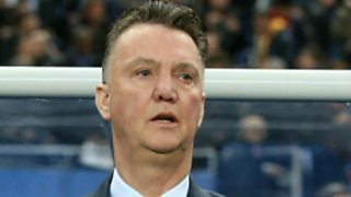 Reports that Louis van Gaal has agreed a contract to take over as manager of Man United