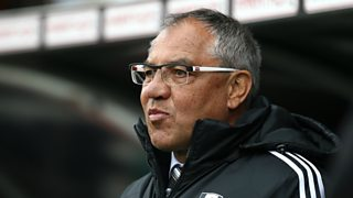 Fulham manager Felix Magath disapponted with result at home agaisnt Hull.