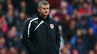 Solskjaer: We have a mountain to climb