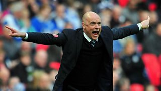 Uwe Rosler says his Wigan side have proved people wrong by reaching the play-offs