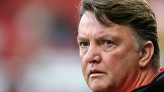 Louis van Gaal tells the BBC he wants to join Manchester United.
