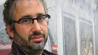 David Baddiel reacts to England's World Cup squad announcement