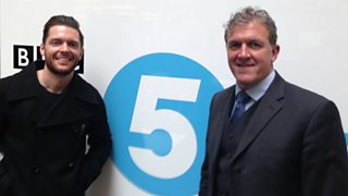 Gary Cook tells 5 live Sport that Manchester City can only improve in the next few years.