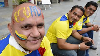 Everything you need to know about Ecuador in Group E.