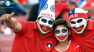 Everything you need to know about Chile in Group B.