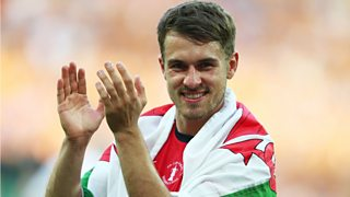 Aaron Ramsey confident Wenger will stay