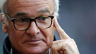 Ranieri says England have the right balance of youth and experience for the World Cup.